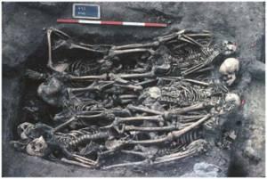 Foto: © Communauté d'agglomération du Douaisis, direction de l'archéologie préventive